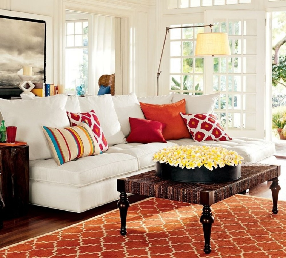 Blooms living room Picturesque Autumn Living Room Ideas To Get Your Mind Fresh In Time