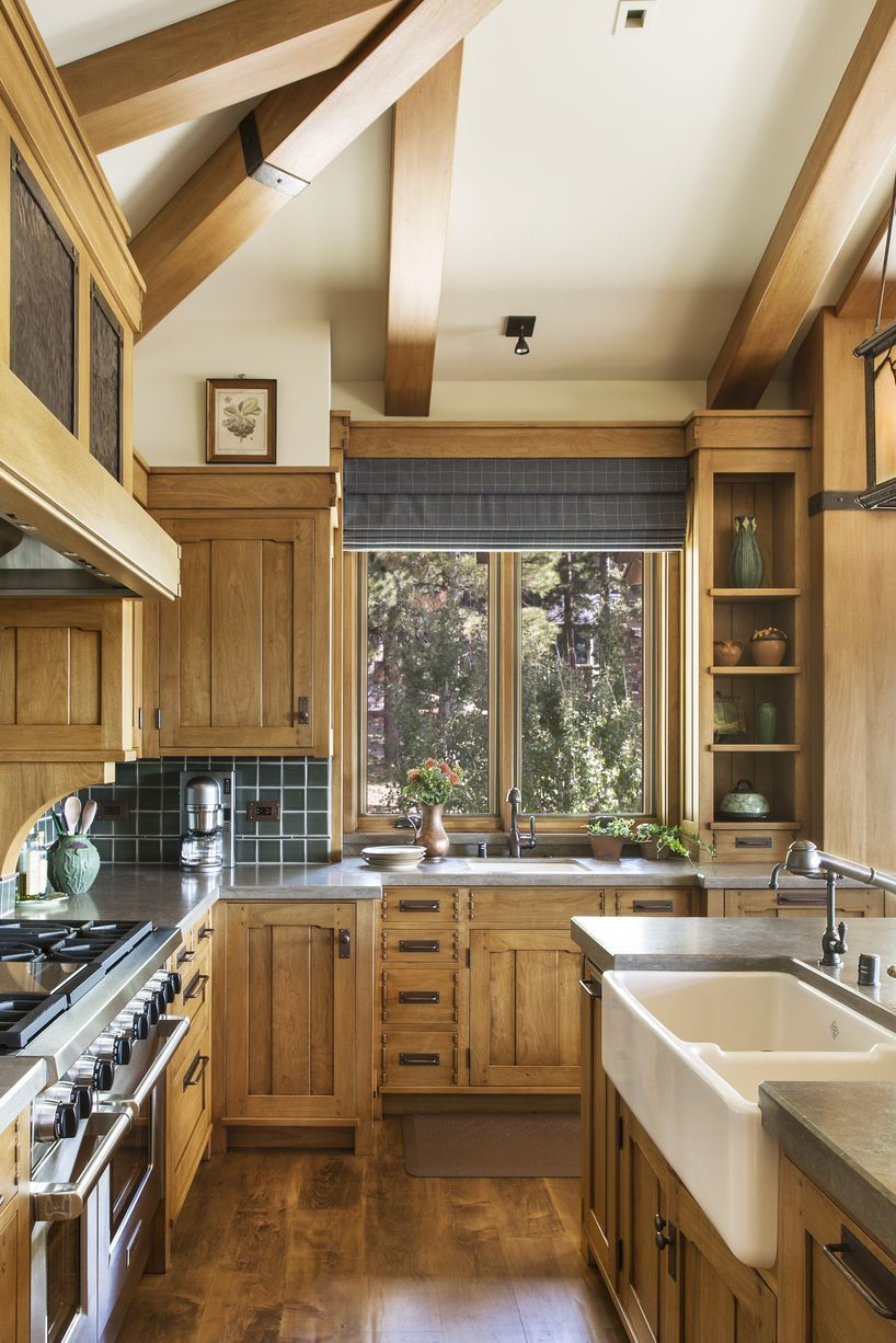 Bright woods A New Way To Enjoy The Wood Kitchens That Is Definitely Charming