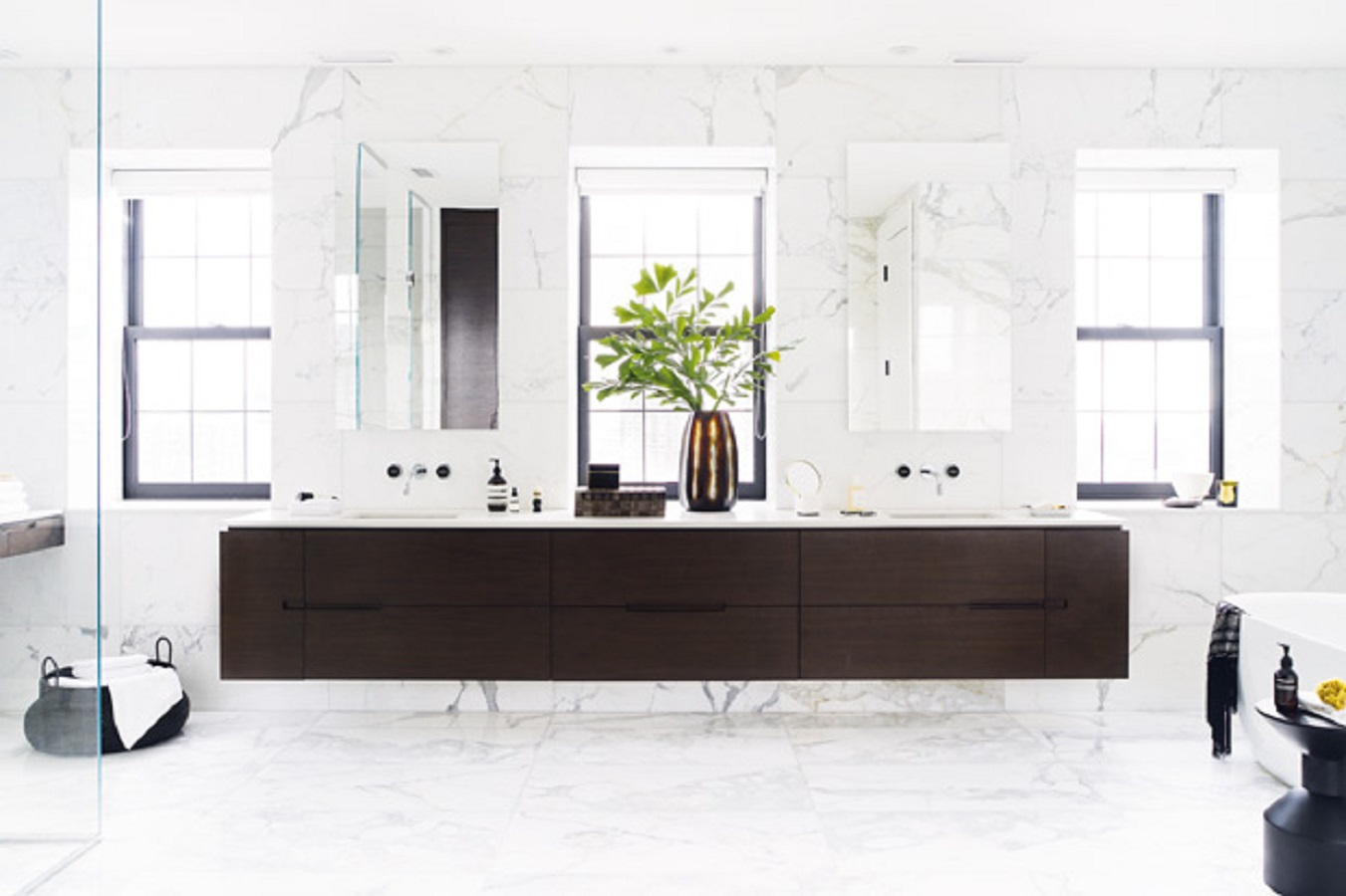 Old stone bathroom Energizing Bathroom Style Ideas To Make You Want to Have An Earlier Shower