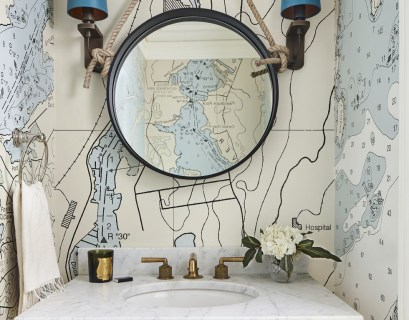 Vitalizing Half Bathroom Ideas That Refreshing Your Half Space In A Right Way