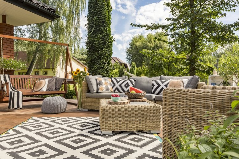 Rock These 27 Unique Furniture Ideas For Outdoor Spaces