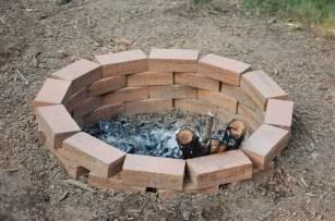 Cheap-inground-fire-pit-idea