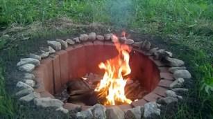 Inground-fire-pit-ideas
