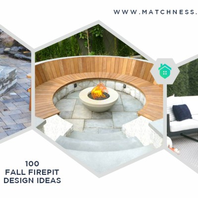 100 fall firepit design ideas ft (1)