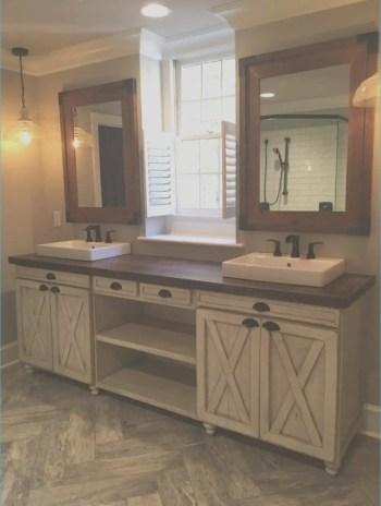 Gorgeous farmhouse bathroom ideas with rustic designs luxury 50 gorgeous bathroom vanity mirror design ideas