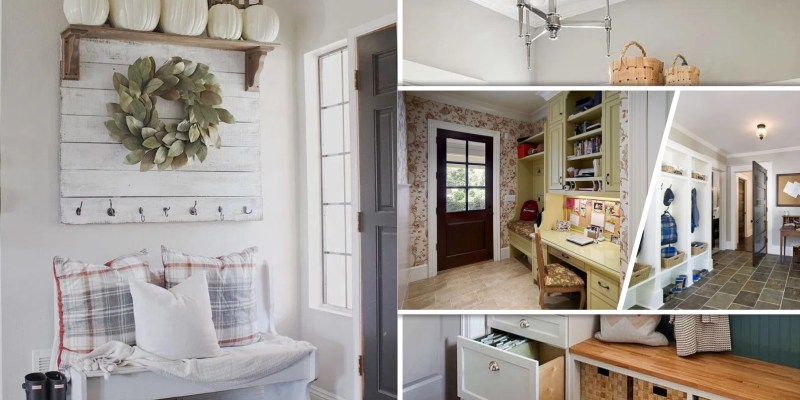 3 ways to repurpose your entryway nook 5
