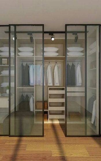 The best wardrobe design ideas you can copy right now 43