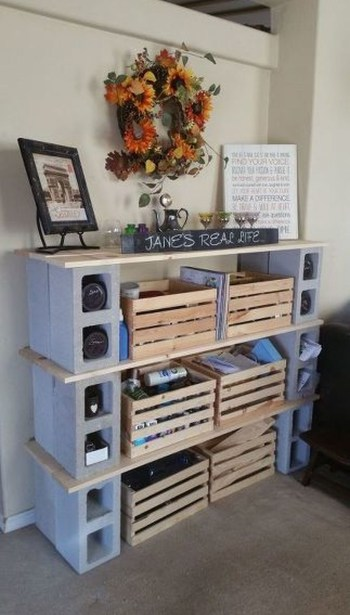 Unique-diy-cinder-block-furniture-decor-ideas42