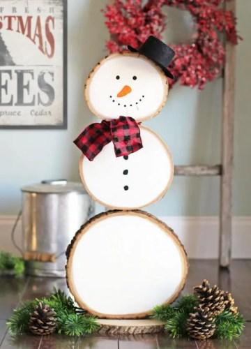 1 1-snowman-diy-christmas-decoration