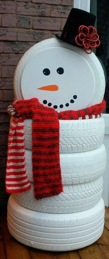 1 33-snowman-diy-christmas-decoration
