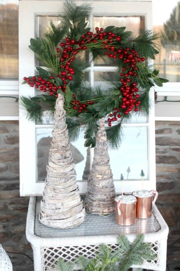 13_rustic_farmhouse_porch_with_antique_window_display_rustic_christmas_decor_ideas_craft-mart