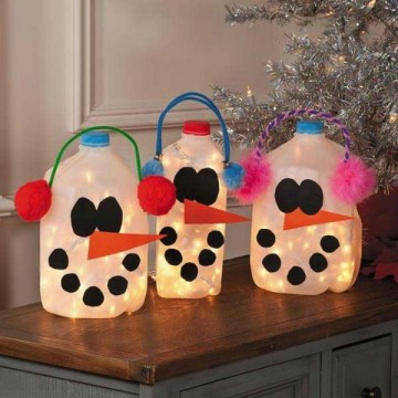 18-snowman-diy-christmas-decoration