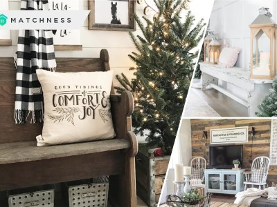 25 warm farmhouse winter home decoration fi