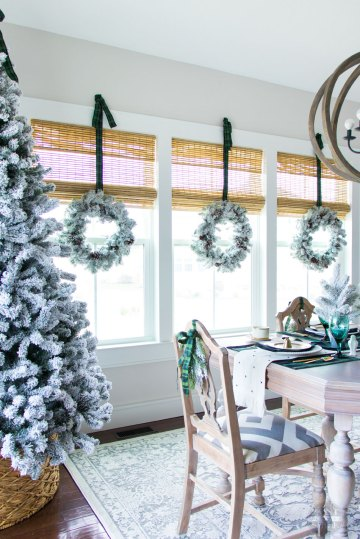 3-3-flocked-wreaths-hanging-windows-christmas