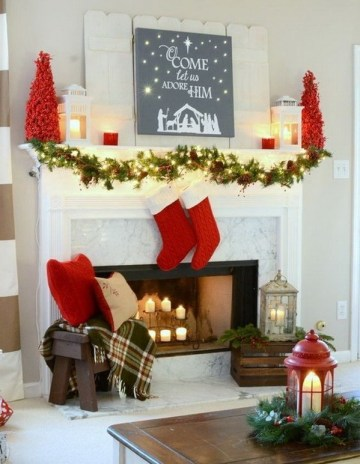 7-christmas-mantel-decoration-ideas