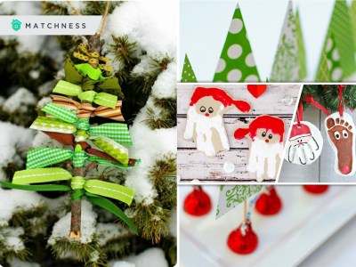Christmas craft you can make with your kids