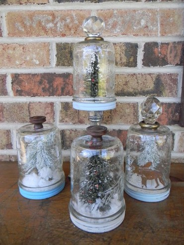 Creative-diy-snow-globe-mason-jars-ideas-63