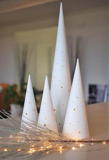 Diy-christmas-cone-trees-2
