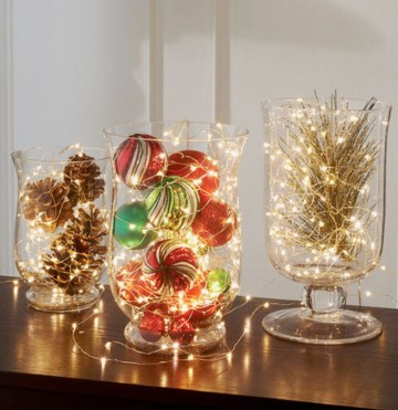 Diy-christmas-table-decorations-settings-centerpiece-ideas-budget-easy-tablescape-runner-garland-candlestick-candles-mason-jars-pine-cones-lights-snowy-farmhouse-apieceofrainbow-22