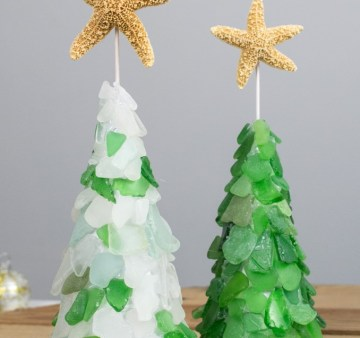 Diy-seaglass-christmas-tree-decor-1