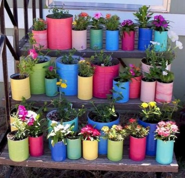 Diy-spring-decoration-ideas-for-your-yard-and-garden-14