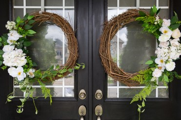 Diy-summer-spring-wreath