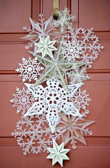 Dollar-store-snowflake-door-hanger-3
