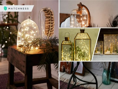Pretty magical christmas fairy light ideas