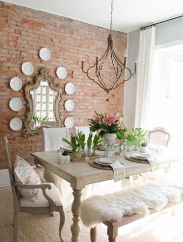 Spring-table-decor