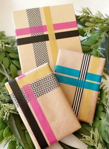 Washi-gift-wrap