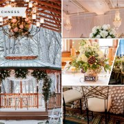 Winter wedding decoration ideas you can create