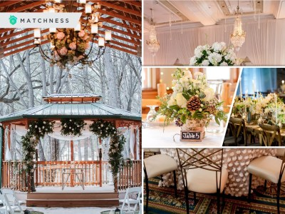 Winter wedding decoration ideas you can create