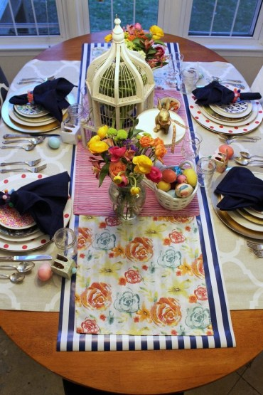 Simple-centerpieces-for-easter-table
