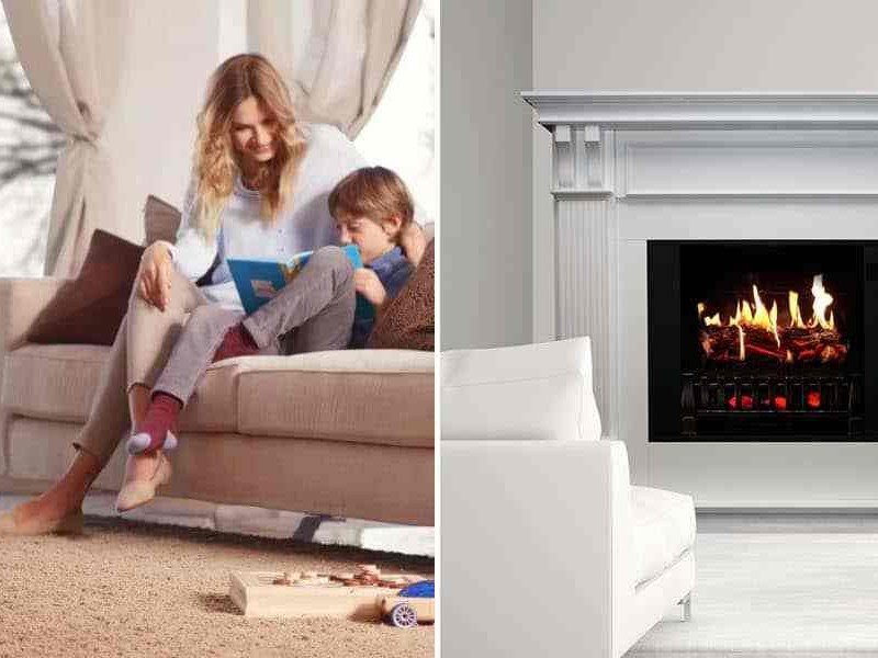 Space-heaters-vs-elecrtric-fireplaces