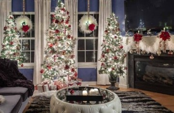 White-red-and-gold-christmas-home-decor-ideas-3-720x431