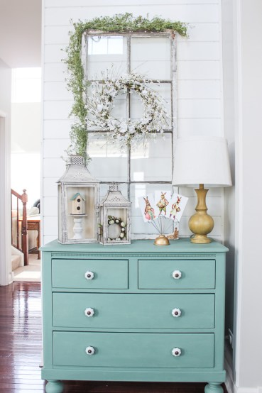 1 spring decor ideas