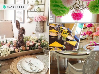 15 spring dining table decoration possible to make