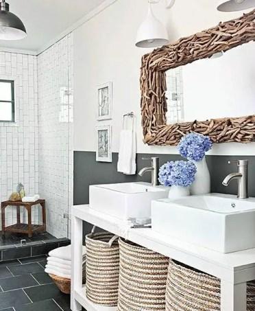 18-driftwood-bathroom-mirror-frame-can-be-handmade-to-give-your-bathroom-a-coastal-look