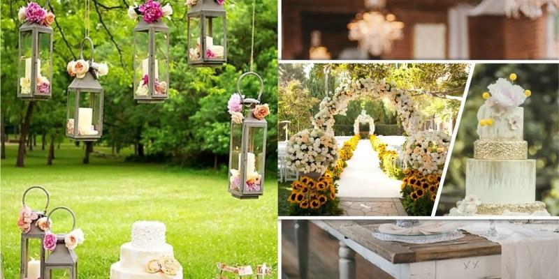 85 lovely spring wedding decors