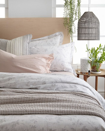 A soft slumber Heavenly Pastel-Inspired Room Ideas That So Excited For Spring