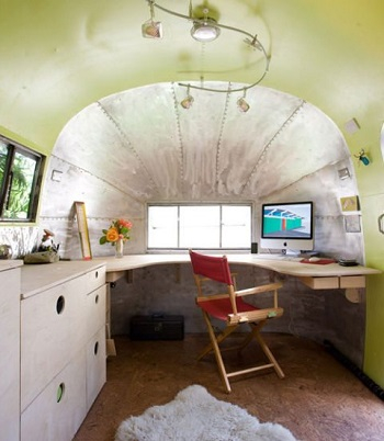 Auspicious office space Selected RV Decoration Ideas You Want To Copy This Time