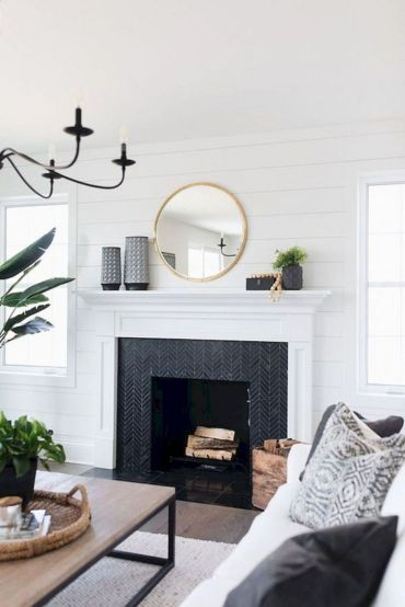 Best-modern-farmhouse-fireplace
