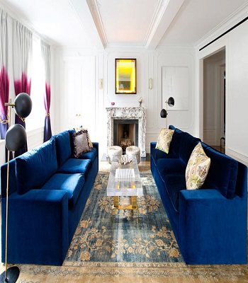 Eclectic vibes Visualize Your Space With These Selected Family Room Carpet Ideas