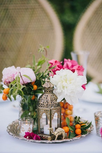 Moroccan nights Delightful Spring Centerpiece Ideas To Welcome The Season This Year