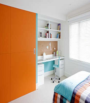 Orange crush Heavenly Pastel-Inspired Room Ideas That So Excited For Spring