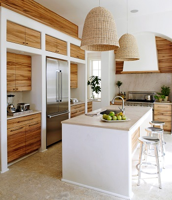 Organic style Innovative Kitchen Design Ideas That Are All Bang On Trend 2021