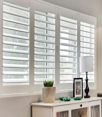 Plantation shutter Clever Upgrades Window Treatment Ideas For Perfect Spring