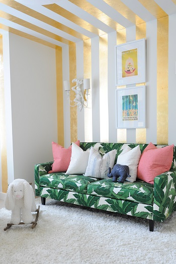 Sofa is so good Serving The Ultimate Staycation With These Tropical Room Design Ideas