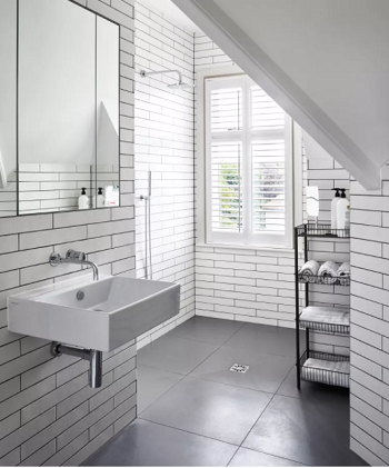 Turn a loft space into a wet room Newest Stylish Wet Room Ideas To Get Spa-like Showering Experience