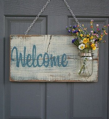 Welcome-sign-with-mason-jar-1
